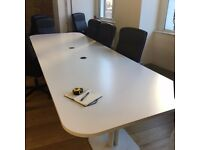 Large boardroom table - free