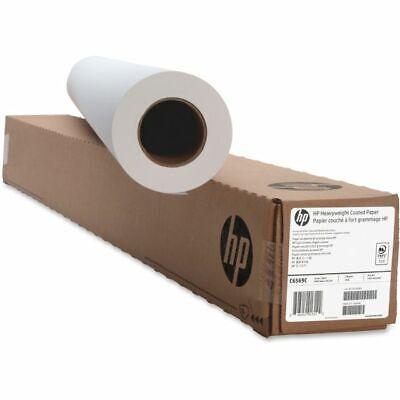 Hewlett Packard HP C6569C HEAVYWEIGHT Coated Paper Roll BRAND NEW