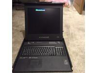 """Austin Hughes RKP117-S801E_EU 1U 17"""" Server PC"""