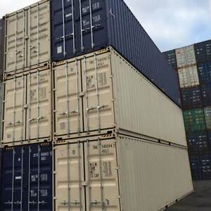 Shipping Containers 40ft Port Melbourne Port Phillip Preview