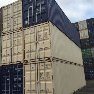 Shipping Containers 40ft