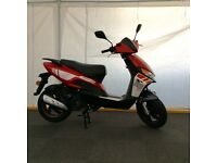 Motorini Gp125 16 Plate Italian scooter only 6 months old must be seen!