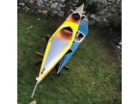 K2 Sprint Kayak Excellent Condition
