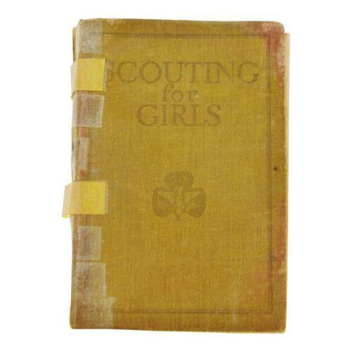 1920 Scouting for Girls Handbook