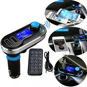 BLUETOOTH HANDSFREE MP3 CAR KIT FOR IPHONE SAMSUNG ANDROID CHARGES Hallam Casey Area Preview