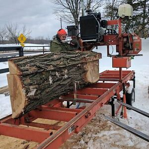 Custom Portable Sawmill Service. Great Rates, Quality Sawmilling Kitchener / Waterloo Kitchener Area image 9