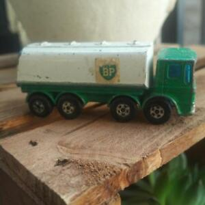 Lesney/Matchbox Leyland Tanker w/ BP Decal -Made in England