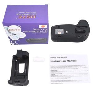 Nikon d7100/d7200 grip and batteries