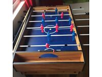 Multi Games Table (Footaball, air hockey, pool, chess, draughts etct etc