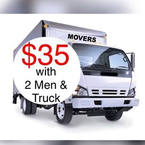 ★ CHEAP REMOVALS just $35/H★★★ with 2 Men & Truck Blacktown Blacktown Area Preview