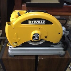 DEWALT STEEL DROP SAW Gordon Moorabool Area Preview