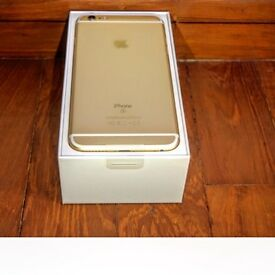 Iphone 6s 64gb gold brand new hardly used