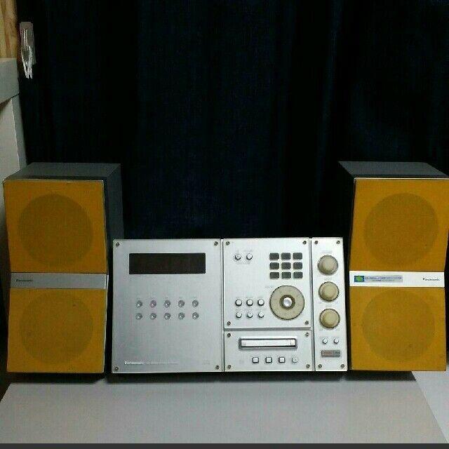 Panasonic Mni-Stereo Components SC-PM50MD
