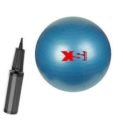 75CM ANTI BURST GYM EXERCISE SWISS YOGA FITNESS CORE BALL PREGNANCY BIRTHING