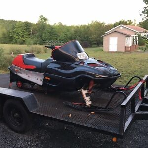 2002 Artic Cat ZR 600 Ready to go