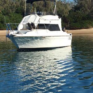 Bayliner 2556 Flybridge Cruiser 1989 26ft $39,900.00 Runaway Bay Gold Coast North Preview
