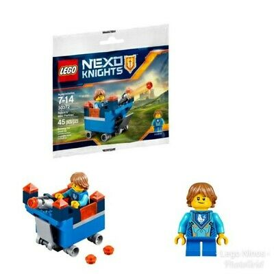 LEGO 30372 New Nexo Knights Robin's Mini Fortrex Polybag Sealed