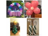 Balloon Artist - Clusters/Arches/Columns & More