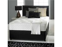 Orthopaedic Divan Bed with Mattress