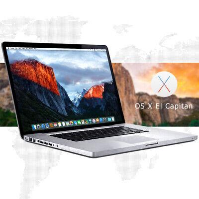 "Apple MacBook Pro 13""  2.4GHz Dual Core 4GB RAM 250GB HDD Mid 2010 - Silver"