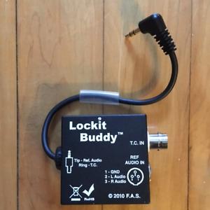 Lockit Buddy pour DSLR