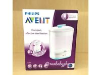Philips Avent 2-in-1 electric steam sterilise