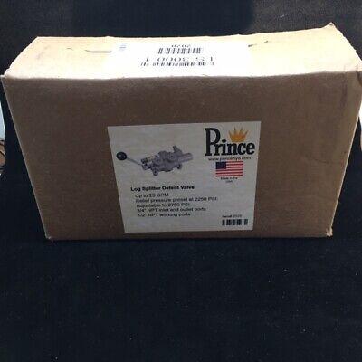 1 Spool Prince Ls3000-1 Log Splitter Valve 25 Gpm2750 Psi Max 34 In 12 Wp