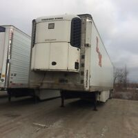 REEFERS UTILITY TRAILERS