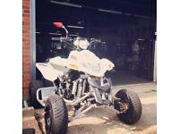 Quadzilla custom Gsxr 600 engine