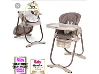 Chicco Polly Magic Highchair/Newborn Chair