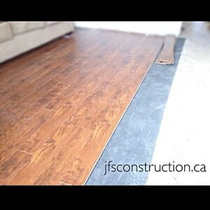 Flooring Services K-W   Read Our 5 Star Reviews! Kitchener / Waterloo Kitchener Area image 4