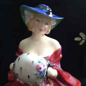 Vintage Royal Doulton figurines