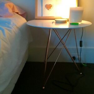 Bed side table 4 months old. Good condition. Kings Cross Inner Sydney Preview