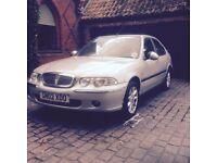 Rover 45 2002, manual.