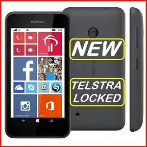 NEW NOKIA LUMIA 530 TELSTRA LOCKED 4 Inch 5MPX CAMERA $65 Castle Hill The Hills District Preview