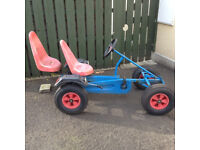 Mammoet Go Kart & Trailer