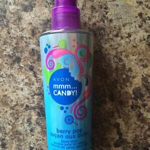 Avon Mmm...Candy! Berry Pop Body Mist Regina Regina Area image 1