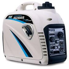 Pulsar 2300 Watt Portable Gas Powered Super Quiet Inverter Generator PG2300is