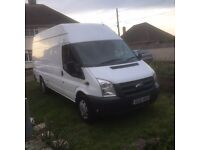 Ford Transit LWB 2010 Excellent External Condition Full Service History Sensible offers considered