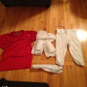 Tackle Football Gear - Youth - $25.00