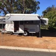 Coromal Silhoutte P421 Off Road Caravan/Camper Mount Hawthorn Vincent Area Preview
