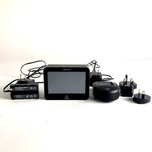 Atomos Ninja 2 on-camera monitor & HDMI recorder