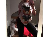 Moschino tshirt - Brand New