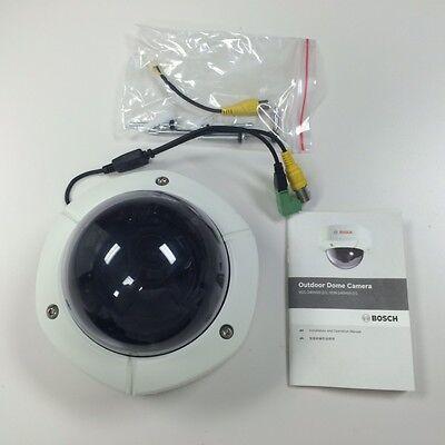 Bosch Vdn-240v03-2 570 Tvl Dn Outdoor Camera With 3.8 To 9.5 Mm Varifocal Lens