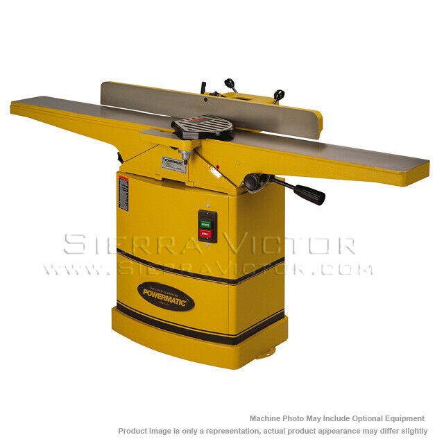 POWERMATIC 54A Jointer with Quick-Set Knives 1791279DXK