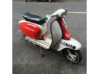 1967 Lambretta Series 3 150cc Original english scooter