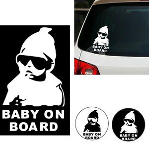 Baby On Board Car Decal Stickers Forster Great Lakes Area Preview