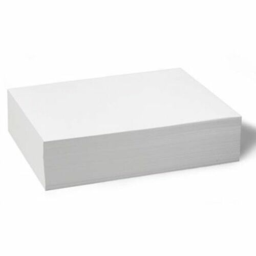 Paper, Copy & Multipurpose Paper 8.5 X 11 Letter Size 20 lb White Bond 2000 Shts