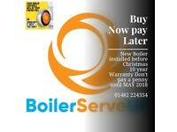 REPLACEMENT BOILER NEEDED ?? INSTALLED NOW - NOTHING TO PAY FOR 12 MONTHS !