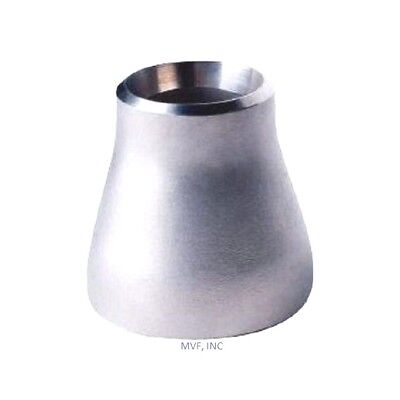 Concentric Reducer 6 4 304l Stainless Sch 10 Weld Fitting